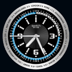 User Contributed Skins for World Clock